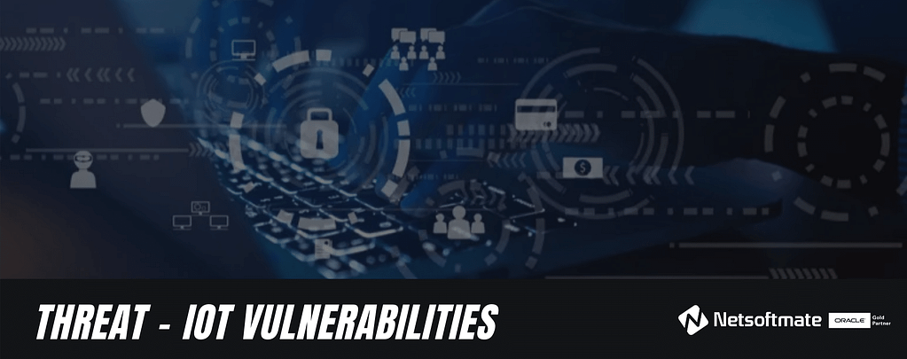 Threat Protection - IOT Vulnerabilities | Netsoftmate