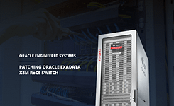 10 Easy Steps To Patch Oracle Exadata X8M RoCE Switch