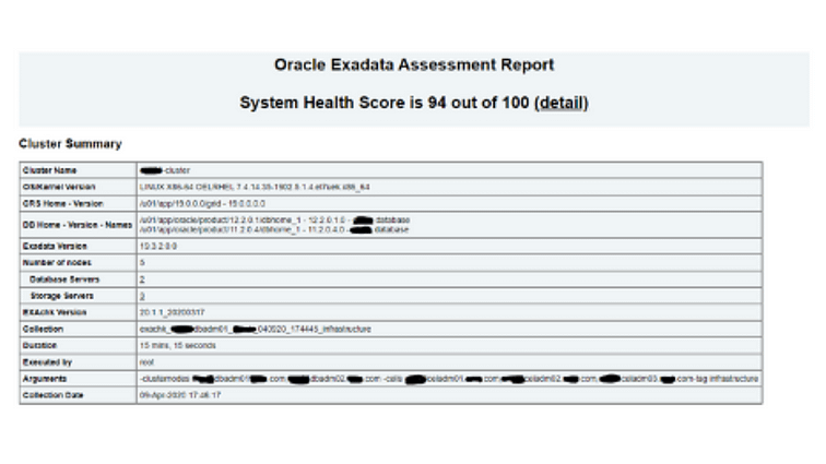 Oracle Autonomous Health Check Installation and Execution | Netsoftmate