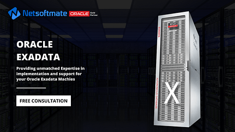 Expert Support for Oracle Exadata | Netsoftmate